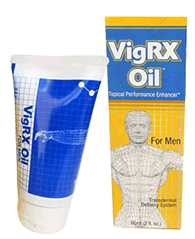 100% original VigRX Oil