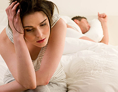 Troubled couple life because of small penis